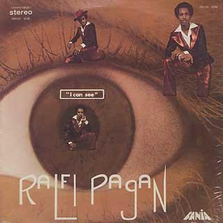 Ralfi Pagan / I Can See