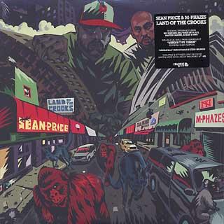 Sean Price & M-Phazes / Land Of The Crooks