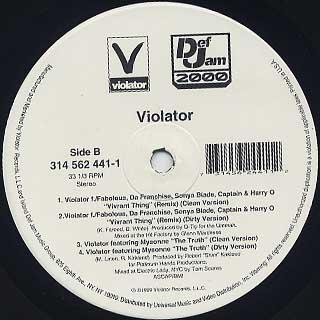 V.A. / Viorator Remix label