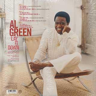 Al Green / Lay It Down back