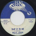 Billy John & The Continentals / Slap It To Me