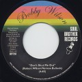 Bobby Wilson / Don't Shut Me Out c/w Deeper And Deeper