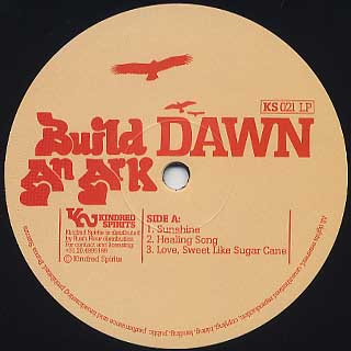 Build An Ark / Dawn label