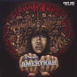 Erykah Badu / New Amerykah: Part One (4th World War)