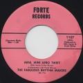 Fabulous Rhythm Makers / Mini, Mini Afro Twist