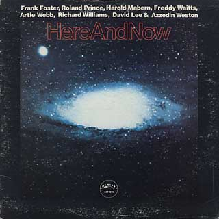 Frank Foster / Here And Now