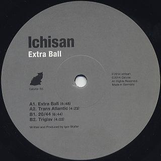 Ichisan / Extra Ball back