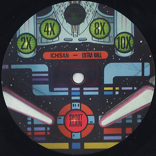Ichisan / Extra Ball label