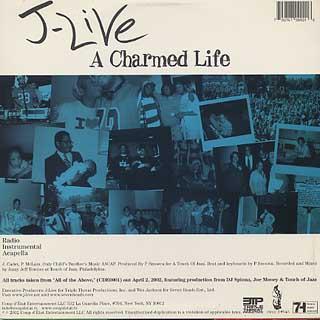 J-Live / Satisfied? back