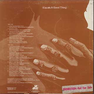 John Byrd / Your Thing And My Thing back