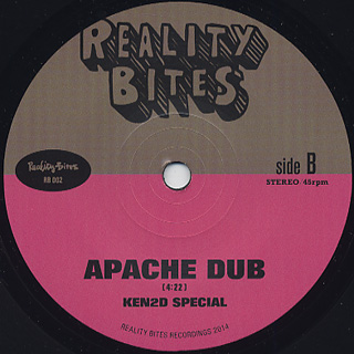 Ken2d Special / Apache back