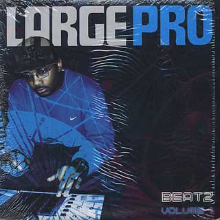 Large Pro / Beatz Volume 1 front