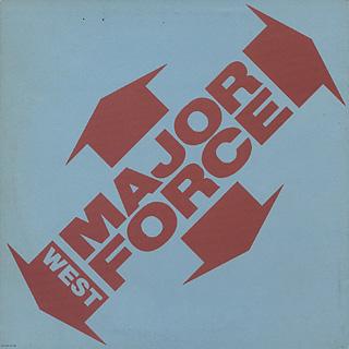 Major Force / The Re-Return Of The Original Art-Form (Reinterpreted By Cut Chemist) back