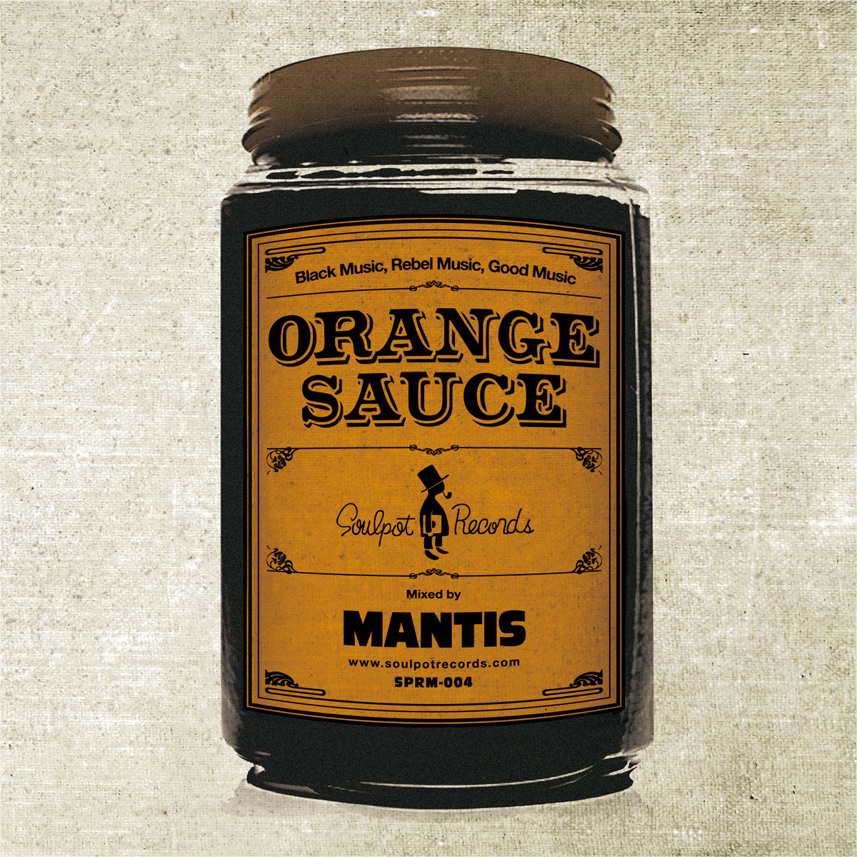 Mantis / Orange Sauce