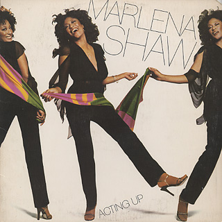 Marlena Shaw / Acting Up