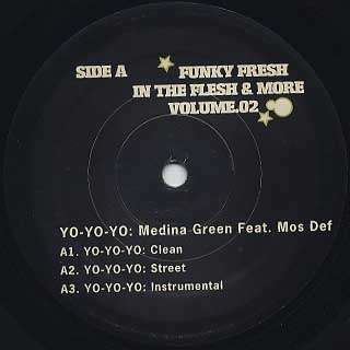 Medina Green / Yo-Yo-Yo label