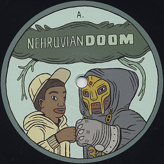 NehruvianDOOM / S.T. label
