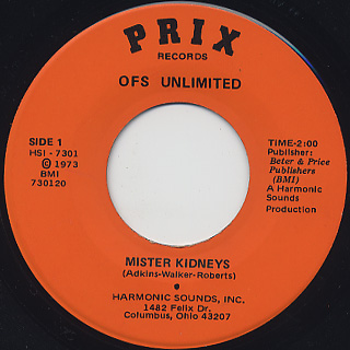 OFS Unlimited / Mister Kidneys