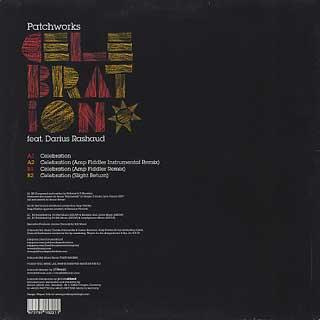 Patchworks feat. Darius Rashaud / Celebration back