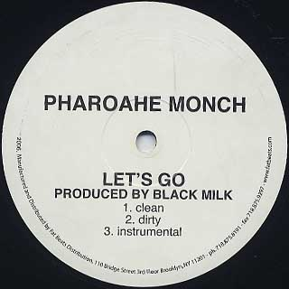 Pharoahe Monch / Let's Go back
