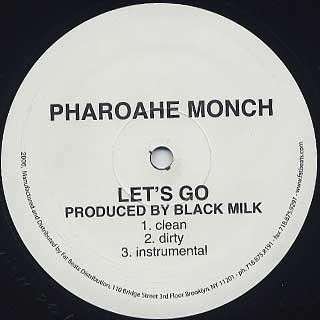 Pharoahe Monch / Let's Go