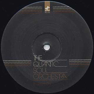 Quantic Soul Orchestra / Pushin On label