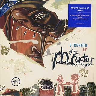RH Factor / Strength EP front