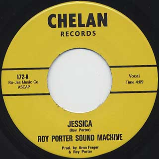 Roy Porter Sound Machine / Jesica