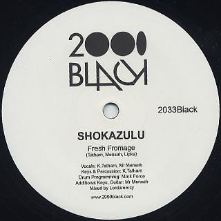 Shokazulu / Fresh Fromage back