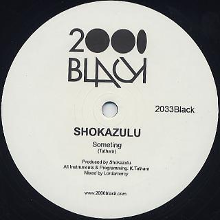 Shokazulu / Fresh Fromage label