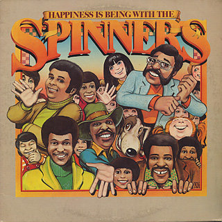 Spinners / Happiness Is Being With The Spinners