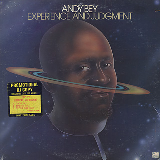 Andy Bey / Experience And Judgment
