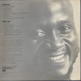 Andy Bey / Experience And Judgment back