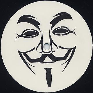 Anonynmous Edits / Edits Vol 2 back