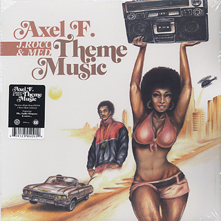 Axel F.(J.Rocc & MED) / Theme Music