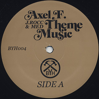 Axel F.(J.Rocc & MED) / Theme Music label
