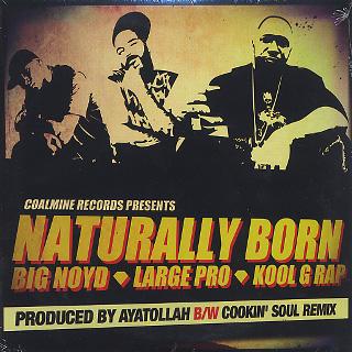 Big Noyd, Large Pro, Kool G. Rap / Naturally Born