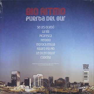 Bio Ritmo / Puerta Del Sur back