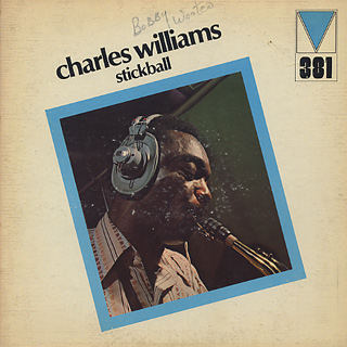 Charles Williams / Stickball front