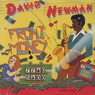 David Newman / Front Money front
