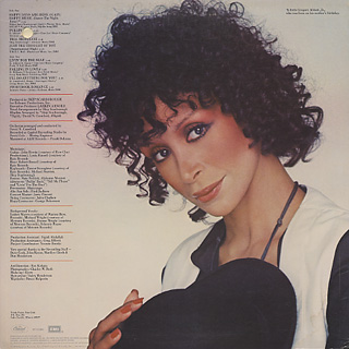 Freda Payne / Supernatural High back
