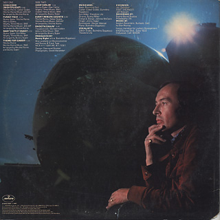 Gabor Szabo / Nightflight back