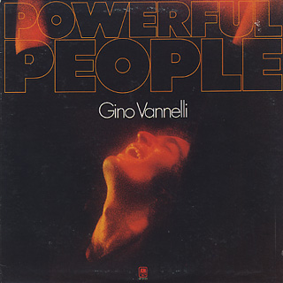 Gino Vannelli / Powerful People front