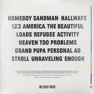 Homeboy Sandman / Hallways back