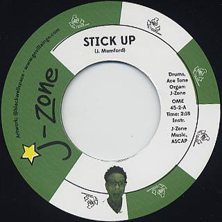 J-Zone / Stick Up c/w Mad Rap