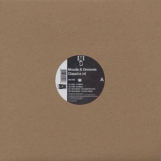 KDJ / Rick Wade / Moods & Grooves Classics vol.4