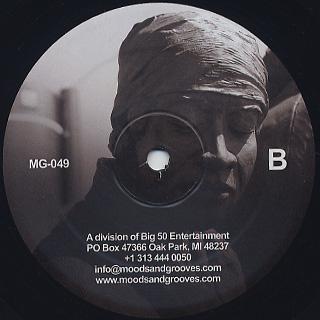 KDJ / Rick Wade / Moods & Grooves Classics vol.4 label