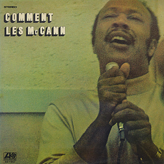 Les McCann / Comment