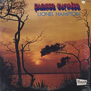 Lionel Hampton / Please Sunrise