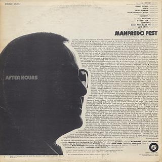 Manfredo Fest / After Hours back